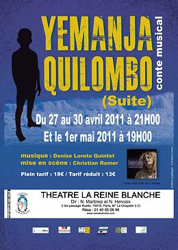 Yemanja Quilombo Suite